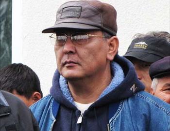 Ахмат Бакиев задержан в Киргизии. Фото с сайта fergana.info
