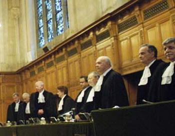 В Гааге международный суд ООН  огласит решение по Косову. Фото с сайта rian.ru