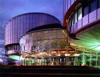 Здание Европейского суда по правам человека. Фото: Lenta.ru