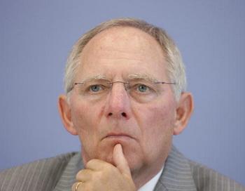 Министр финансов Германии Вольфганг Шойбле. Фото: Andreas Rentz/Getty Images