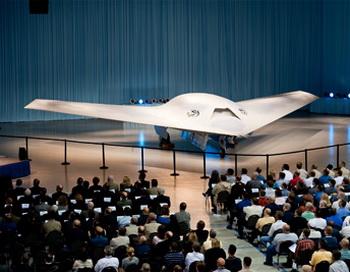 Беспилотник Phantom Ray. Фото с сайта defpro.com