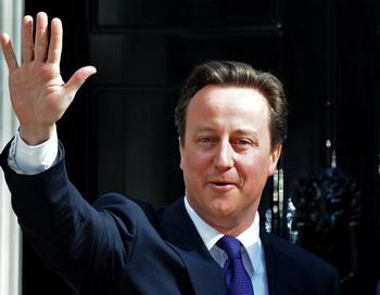 Лидер консерваторов Дэвид Кэмерон. Фото: CARL DE SOUZA/AFP/Getty Images