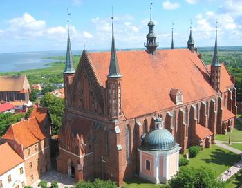 Кафедральный собор Фромборка. Фото с сайта dic.academic.ru