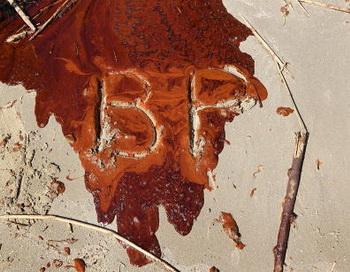 В экологической катастрофе виновна British Petroleum. Фото: John Moore/Getty Images