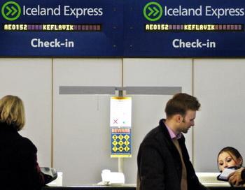 Главный аэропорт Исландии Кефлавик снова открыт. Фото: Jack Hill/Getty Images