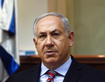 Премьер-министр Израиля Биньямин Нетаниягу. Фото: RONEN ZVULUN/AFP/Getty Images