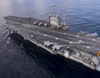 Фото: Cristina Young/U.S. Navy via Getty Images