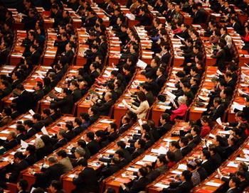 Результаты «Двух встреч» в Китае. Lintao Zhang/Getty Images News
