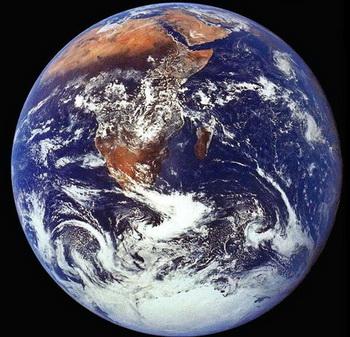 Климат Земли: до катастрофы осталось всего два градуса . Фото:Nasa/Getty Images News