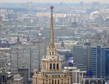 Москва вводит единый оператор общественного транспорта. Фото: Alexander Nemenov/AFP/Getty Images