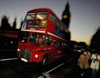 Великобритания. Фото: Daniel Borehulak/GEtty Images News