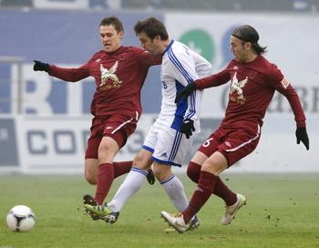 В финале Кубка России сразятся «Рубин» и «Динамо».Фото: Dmitry Korotaev/Getty Images News