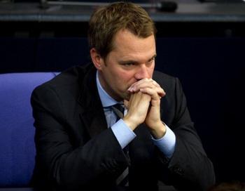 Министр здравоохранения Германии Данэль Бар. Фото: JOHANNES EISELE/AFP/Getty Images