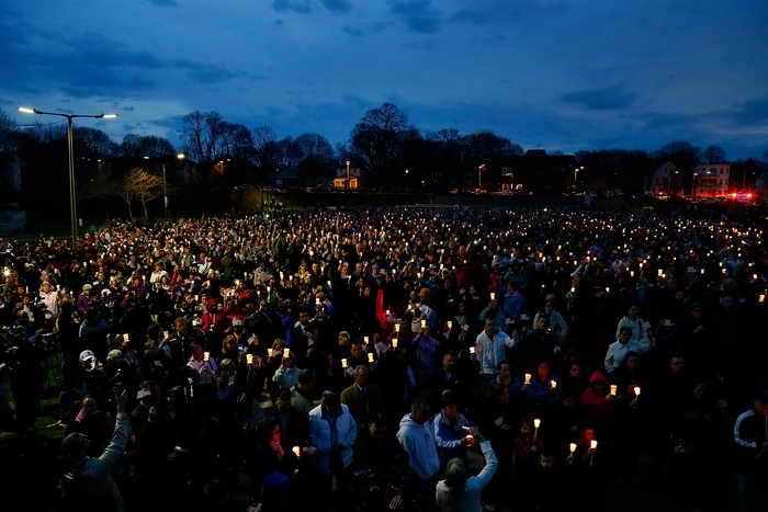 Бостон. Фото: Jared Wickerham/Getty Images