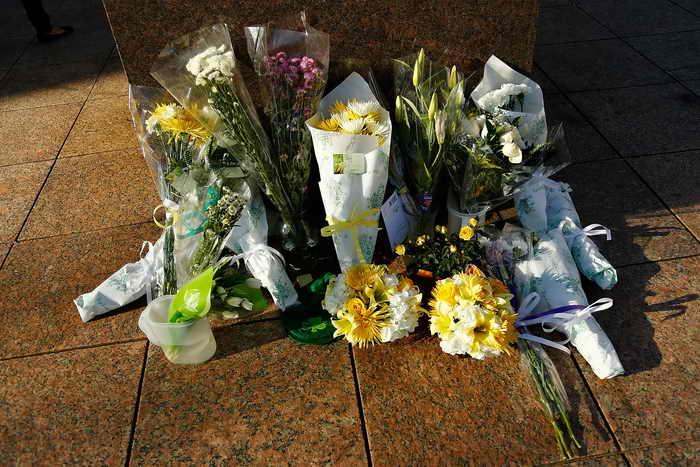 Взрывы в Бостоне: подозреваемый арестован?. Фото: JEWEL SAMAD/AFP/Getty Images