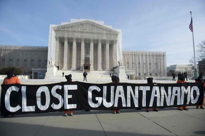 ООН призывает правительство США закрыть тюрьму в Гуантанамо. Фото: SAUL LOEB/AFP/Getty Images