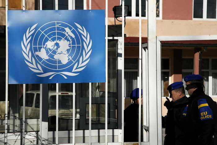 Прокуратура миссии Евросоюза в области верховенства закона и правопорядка в Косово (EULEX) вновь вернулась к делу «чёрных трансплантологов». Фото: LAURA BOUSHNAK/AFP/Getty Images
