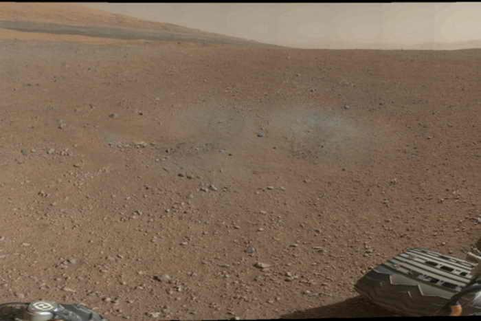 Поверхность Марса. Фото: NASA/Getty Images News