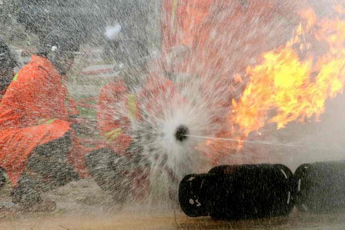 Фото: MUHAMMAD SABRI/AFP/Getty Images