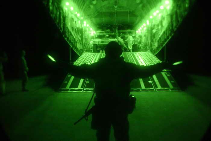 Фото: Rich Puckett/USAF/Getty Images