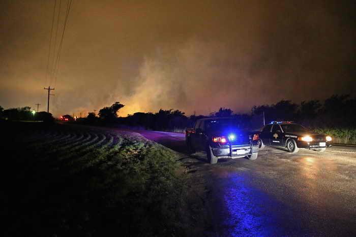 Новый взрыв может прогреметь на заводе в Техасе. Фото: Chip Somodevilla/Getty Images