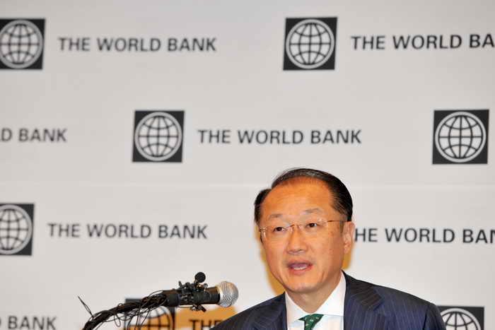Всемирный банк снижает прогноз роста. Фото: John Moore/Getty Images