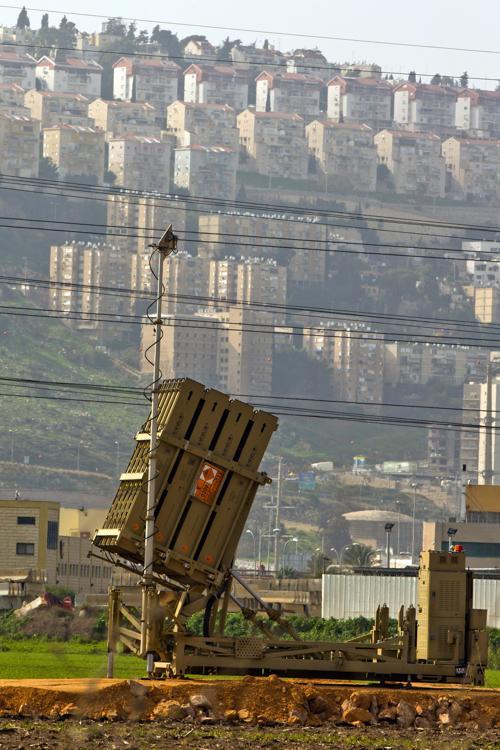 Израиль в состоянии повышенной готовности к ответному удару, 31 января 2013 года. Фото: JACK Guez / AFP / Getty Images