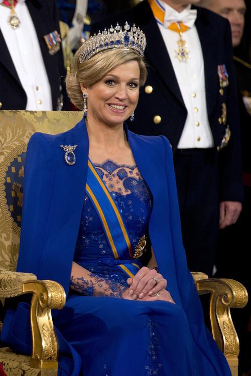 Официальная церемония приведения короля к присяге состоялась в Нидерландах. Фото: Peter Dejong - Pool/Getty Images