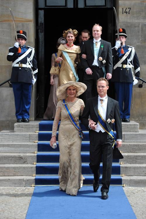 Официальная церемония приведения короля к присяге состоялась в Нидерландах. Фото: Carl Court - Pool /Getty Images