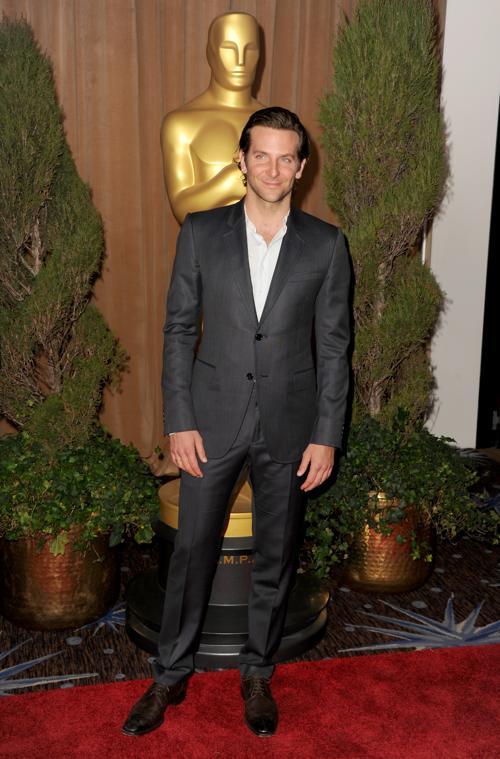 Брэдли Купер на 85th Academy Awards Nominations Luncheon 4 февраля 2013 года в Лос-Анджелесе. Фото: Kevin Winter/Getty Images