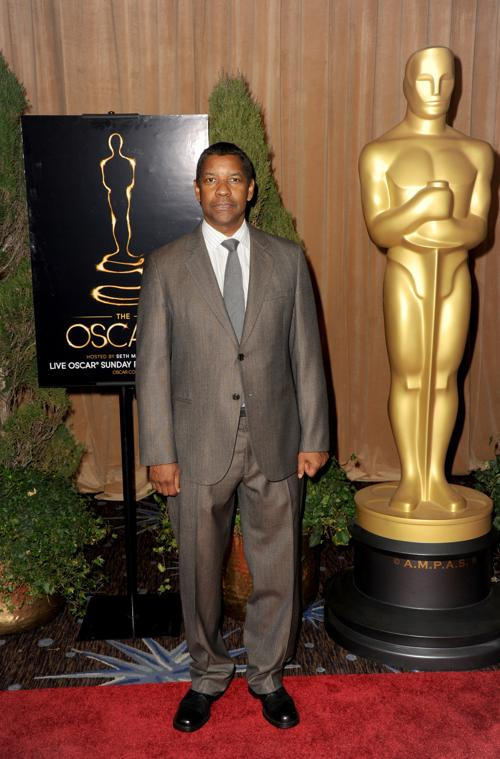 Дензел Вашингтон на 85th Academy Awards Nominations Luncheon 4 февраля 2013 года в Лос-Анджелесе. Фото: Kevin Winter/Getty Images