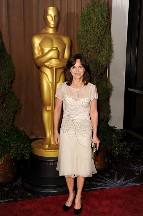 Салли Поле на 85th Academy Awards Nominations Luncheon 4 февраля 2013 года в Лос-Анджелесе. Фото: Kevin Winter/Getty Images