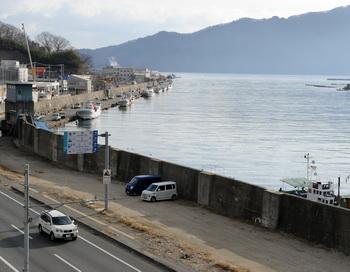 Япония, набережная. Фото: TORU YAMANAKA/AFP/Getty Images