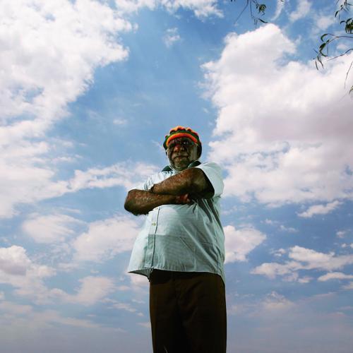 Старший абориген Альберт Бэйли в 2006 году. Фото: Ian Waldie/Getty Images
