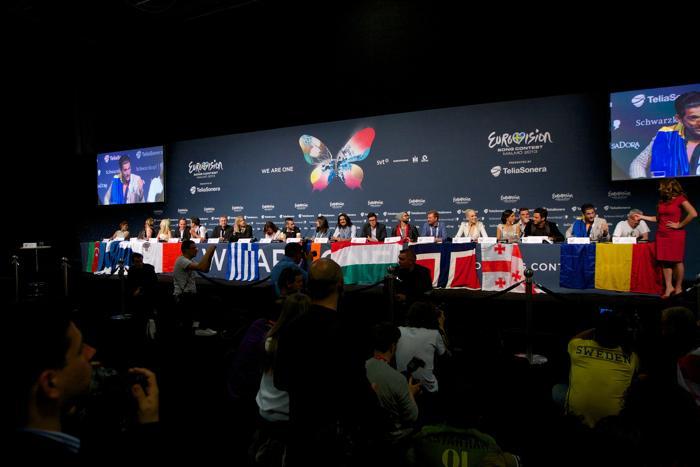 Второй полуфинал Евровидения определил победителей. Фото: Ragnar Singsaas/Getty Images