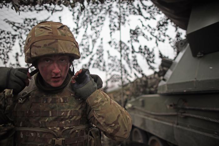 Армия Великобритании и Франции готовится к операции в Афганистане. Фото: Christopher Furlong/Getty Images