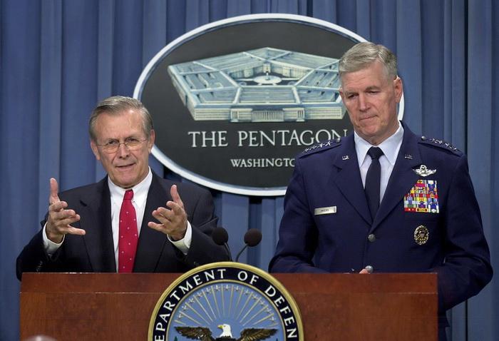 С начала военной операции в Ираке прошло 10 лет. Фото: Stefan Zaklin/Getty Images