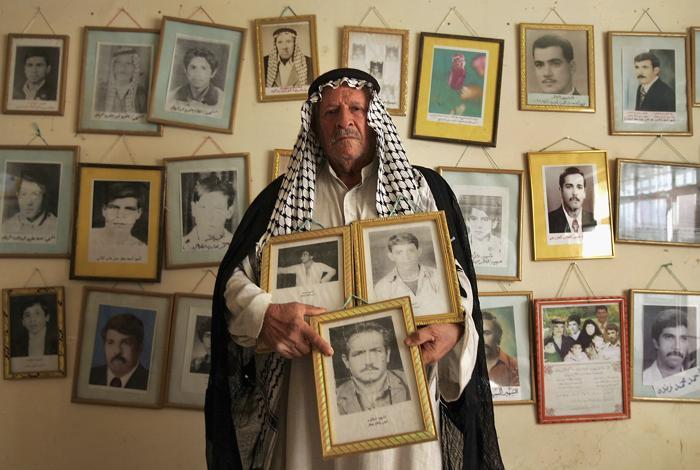 С начала военной операции в Ираке прошло 10 лет. Фото: John Moore/Getty Images