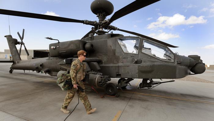 Принц Гарри в Афганистане на базе «Кэмп Бэстион». Фото: John Stillwell - WPA Pool/Getty Images