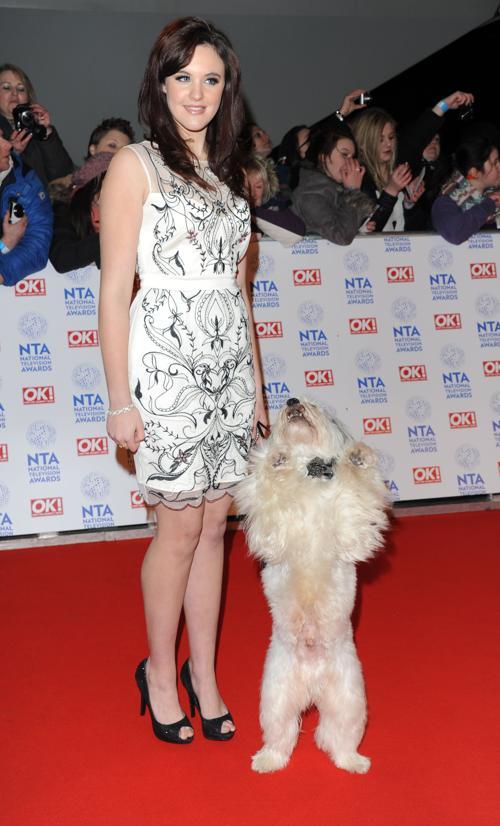 Эшли Батлер на церемонии вручения премии National Television Awards в Лондоне, 23 января 2013 года. Фото: Stuart Wilson / Getty Images