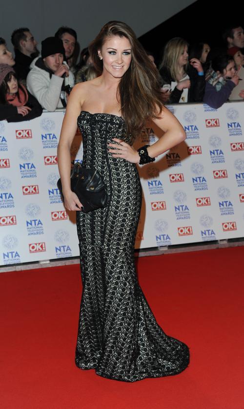 Брук Винсент на церемонии вручения премии National Television Awards в Лондоне, 23 января 2013 года. Фото: Stuart Wilson / Getty Images