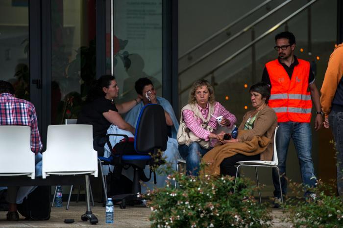 Крушение поезда в испанской области Галисия, недалеко от Сантьяго-де-Компостела, стало крупнейшим за 40 лет, погибло 77 человек. Фото: David Ramos/Getty Images