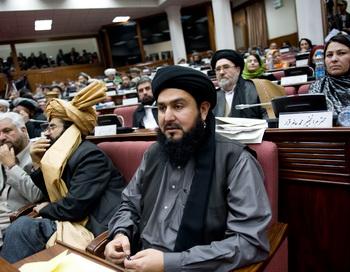 Парламент Афганистана. Фото: Majid Saeedi/Getty Images