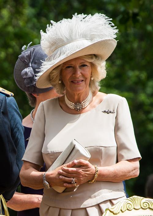 Камилла, герцогиня Корнуолла приняла участие в открытии Мемориала в Лондоне, Англия. Фото: Ian Gavan / Getty Images