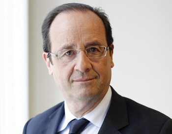 Франсуа Олланд. Фото: ATRICK KOVARIK/AFP/GettyImage