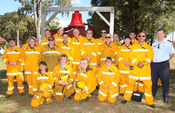 Австралия отмечает годовщину пожаров. Фото: Lucas Dawson/Getty Images
