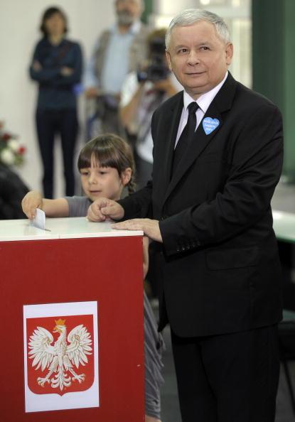 Бронислав Коморовский может стать президентом Польши. Выборы президента Польши. Фото: JANEK SKARZYNSKI/AFP/Getty Images
