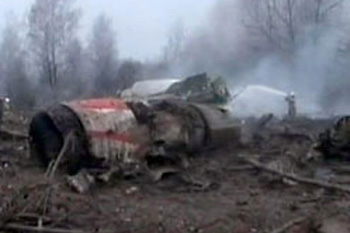 Специалисты завершили расшифровку бортовых самописцев российского и польского производства Ту-154, разбившегося под Смоленском.Фото: RTV International