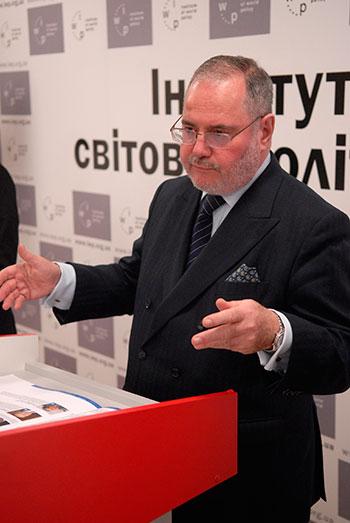 Чрезвычайный и Полномочный Посол Франции в Украине Жак Фор. Фото: Владимир Бородин/The Epoch Times