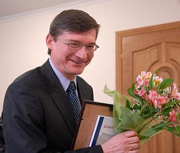 Йозеф-Маркус Вукетич, посол Австрии в Украине. Фото: Владимир Бородин/The Epoch Times